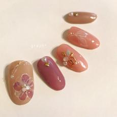 2018 Spring nail catalog vol.01